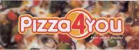 logo Pizza-for-You, Tilburg